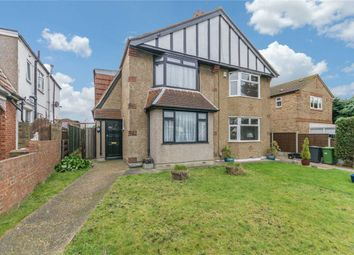 Thumbnail 3 bedroom semi-detached house for sale in Great Cambridge Road, Cheshunt, Hertfordshire