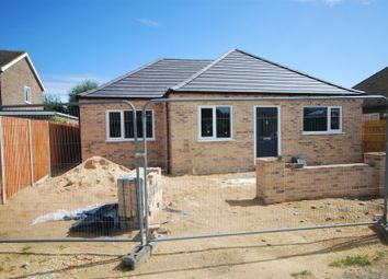 Thumbnail 3 bed detached bungalow for sale in Albion Street, Holbeach, Spalding