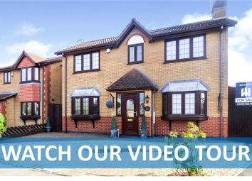 4 bed detached house for sale in Devitt Way, Broughton Astley, Leicester, Leicestershire LE9