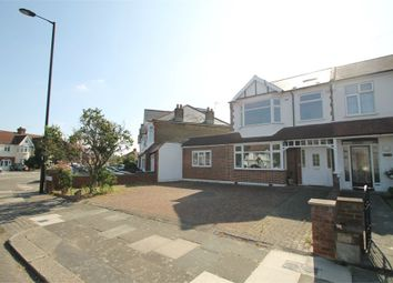 Thumbnail 5 bedroom end terrace house for sale in Halstead Road, London