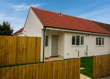 Thumbnail 3 bed semi-detached bungalow for sale in Cedar Way, Fareham, Hampshire