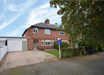 Thumbnail 3 bed semi-detached house for sale in Brown Moss, Whitchurch