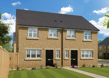 "Thumbnail 3 bed property for sale in ""The Kellington At Highgrove Place"" at Accrington Road, Burnley"