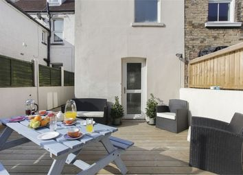 Thumbnail 4 bedroom terraced house to rent in Hatfeild Road, Margate