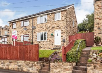 Thumbnail 3 bed semi-detached house for sale in Oaks Road, Soothill, Batley