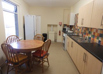 Thumbnail 5 bed shared accommodation to rent in Hanover Street, City Centre, Swansea