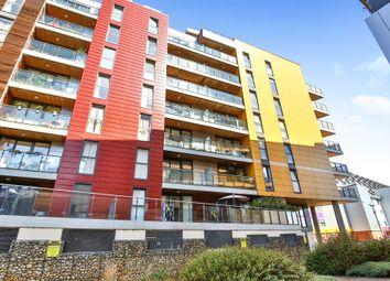 Thumbnail 1 bedroom flat for sale in Geoffrey Watling Way, Norwich