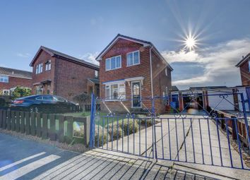 Thumbnail 3 bed detached house for sale in Eskdale Road, Whitby