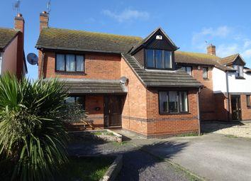 Thumbnail 4 bed detached house for sale in Llys Cregyn, Kinmel Bay, Rhyl