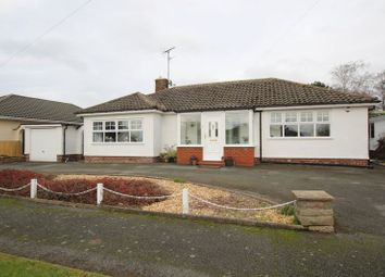 Thumbnail 2 bed detached bungalow for sale in The Looms, Parkgate, Cheshire