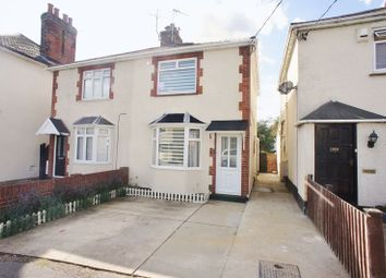 Thumbnail 3 bed semi-detached house for sale in Upper Park Road, Brightlingsea, Colchester