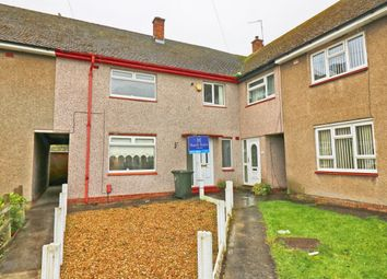 Thumbnail 3 bedroom terraced house for sale in Burns Close, Great Sutton, Ellesmere Port