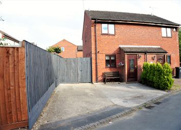 Thumbnail 2 bed semi-detached house for sale in Redcap Gardens, Shaw, Swindon