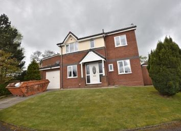 Thumbnail 4 bed detached house for sale in Ulverston Drive, Rishton, Blackburn, Lancashire