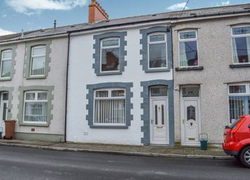 Thumbnail 4 bed terraced house for sale in Ynysglyd Street, Ystrad Mynach, Hengoed