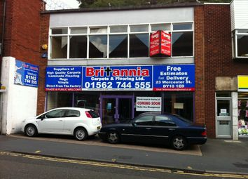 Thumbnail Retail premises to let in Worcester Street, Kidderminster