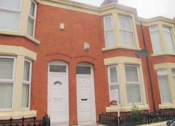 Thumbnail 2 bed terraced house to rent in Empress Road, Kensington, Liverpool
