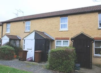Thumbnail 1 bed terraced house to rent in Bassingburn Walk, Welwyn Garden City