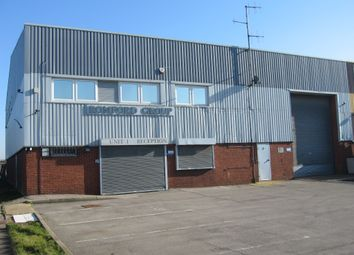 Thumbnail Light industrial to let in Thurrock Park Way, Tilbury
