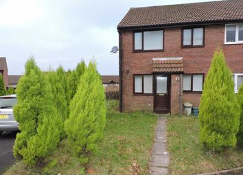Thumbnail 1 bed end terrace house for sale in Bronwydd, Birchgrove, Swansea