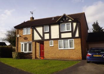 Thumbnail 4 bedroom property to rent in Lomond Close, Sparcells, Swindon