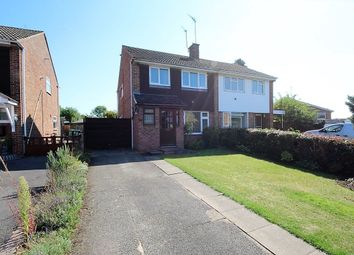 Thumbnail 3 bed semi-detached house to rent in Willow Drive, Wellesbourne, Warwick