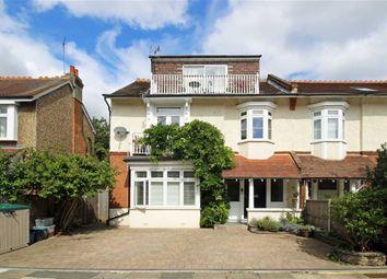 Thumbnail 2 bed flat for sale in King Edwards Grove, Teddington