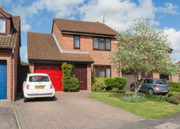Thumbnail 4 bed detached house for sale in Bardsey Close, Royal Wootton Bassett, Swindon