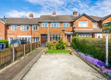 Thumbnail 3 bed terraced house for sale in Queen Street, Chasetown, Burntwood