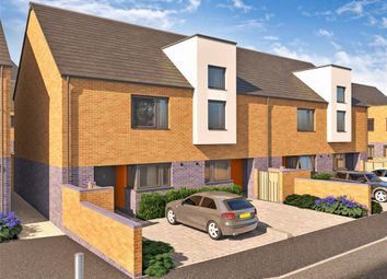 Thumbnail 2 bed semi-detached house for sale in Wallis Fields, Maidstone, Kent