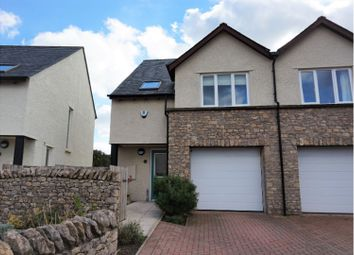 Thumbnail 4 bed semi-detached house for sale in Croft Close, Kirby Lonsdale
