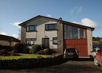 Thumbnail 4 bed detached house for sale in 4 Maxwell Drive, Newton Stewart
