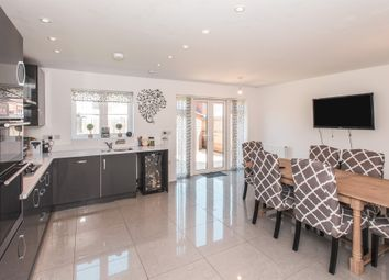 4 bed link-detached house for sale in Rosemarie Close, Leavesden, Watford WD25
