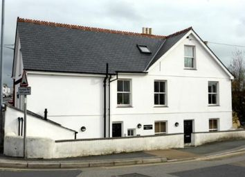 Thumbnail 1 bed flat for sale in Woodland Road, St Austell, Cornwall