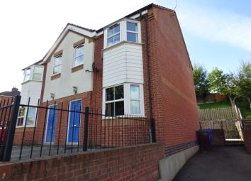 Thumbnail 3 bedroom semi-detached house to rent in Honeywall, Penkhull, Stoke-On-Trent