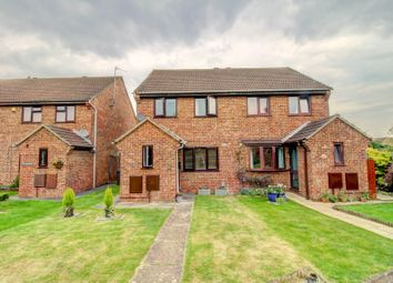 Thumbnail 3 bed semi-detached house for sale in Oak Close, Wooton, Bedford
