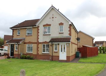 Thumbnail 3 bed semi-detached house to rent in Elm Drive, Chapelhall, North Lanarkshire