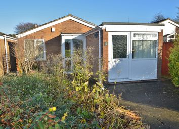 Thumbnail 2 bed detached bungalow for sale in Castle Close, Felixstowe