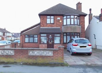 Thumbnail 4 bedroom detached house for sale in Melton Road, Thurmaston, Leicester