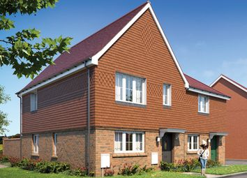 "Thumbnail 3 bed property for sale in ""The Webley"" at East Street, Harrietsham, Maidstone"