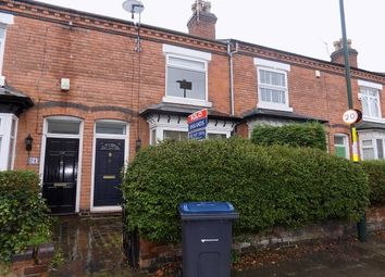 Thumbnail 2 bed property to rent in Gordon Road, Harborne