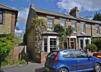 Thumbnail 3 bedroom property for sale in Wetenhall Road, Cambridge