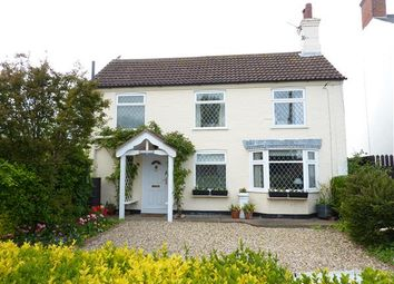 Thumbnail 2 bed detached house for sale in Charlton Cottage, High Street, North Thoresby, Grimsby