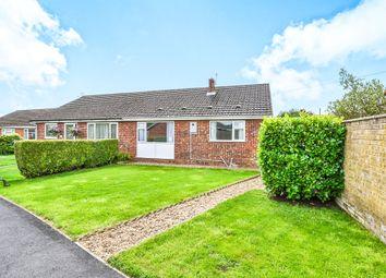 Thumbnail 2 bedroom semi-detached bungalow for sale in Cullum Close, Swanton Morley, Dereham
