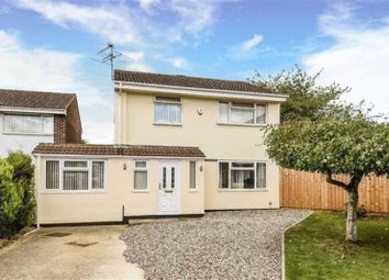 Thumbnail 3 bed detached house for sale in Tryon Close, Swindon