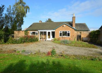Thumbnail 3 bed detached bungalow for sale in Lascelles Lane, Old Malton, Malton