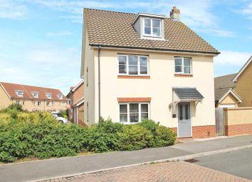 Thumbnail 4 bed detached house for sale in Olliver Acre, Littlehampton, West Sussex
