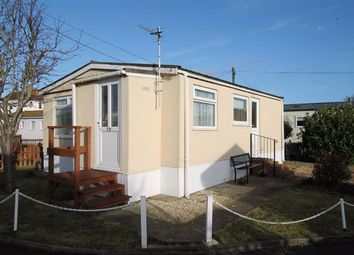 Thumbnail 2 bedroom mobile/park home for sale in Beach Road, Severn Beach, Bristol