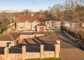 Thumbnail 5 bedroom detached house to rent in Fulmer Drive, Gerrards Cross