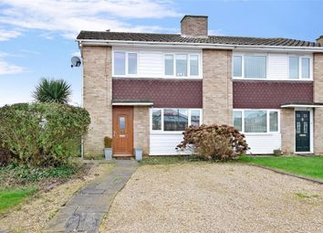 Thumbnail 3 bed semi-detached house for sale in Moody Road, Fareham, Hampshire